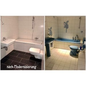Erneuerung WC Anlage komplett