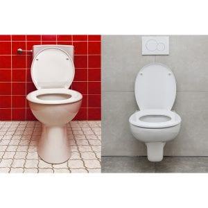 Erneuerung der gesamten WC-Anlage